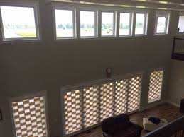 modern window coverings for large windows of a mansion great blinds