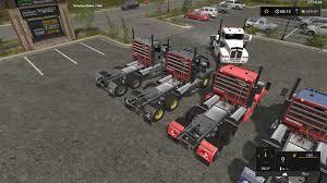 2016 kenworth t600 kenworth t600 semi v1 1 0 0 ls17 farming simulator 2017 mod fs