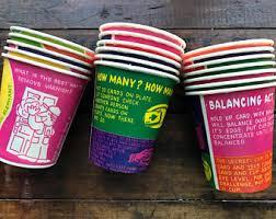 dixie cups vintage dixie cups etsy
