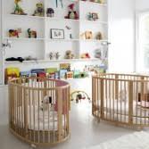 beautiful baby crib kidsomania