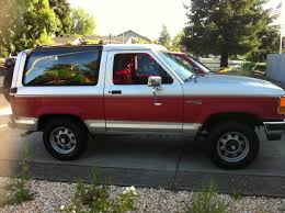 ford bronco ii for sale in california 1983 1990