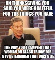 Black Friday Shopping Meme - just say no to black friday fighting for answers