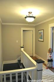 Hallway Ceiling Lights Flush Mount Ceiling Lights For Hallway Upstairs Light Fixture