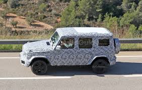 the mercedes amg g63 is about to get even more outrageous