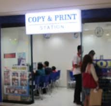 copy and print station printing services felix avenue cainta
