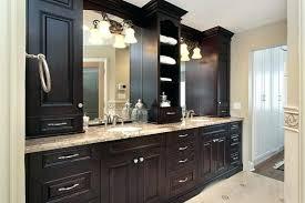vanities vanity with open shelves vanity open storage