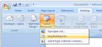 mail merge from excel how to set up a word mail merge for kinkos mailing labels ricky says