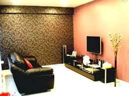 two color living room walls painting design for living room wall paint two color combination