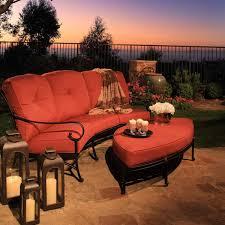 santa barbara patio furniture aluminum patio furniture pinterest