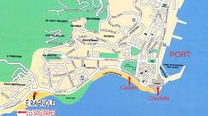 map port ajaccio corsica cruise ship schedule cruisemapper