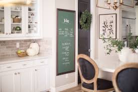 chalkboard kitchen wall ideas home decor ideas and inspiration