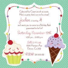 invitation for a birthday party vertabox com