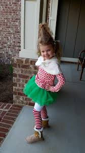 Whoville costume Dr Seuss dress up How the Grinch Stole Christmas