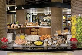 Grand America Breakfast Buffet by Giornotte The Ritz Carlton Abu Dhabi Grand Canal
