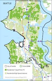 Seattle Map by Seattle 1 Gig Map Chs Capitol Hill Seattle