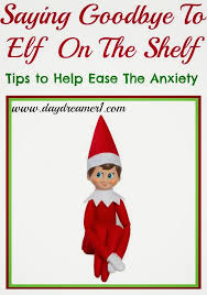 elf letter template elf on the shelf saying goodbye day dreamer