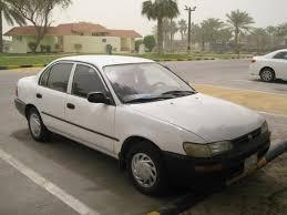 toyota corolla used for sale 1993 toyota corolla sedan saloon used car for sale in saudi arabia