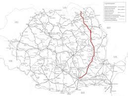 Romania Map Dn2 Es Főút Románia U2013 Wikipédia