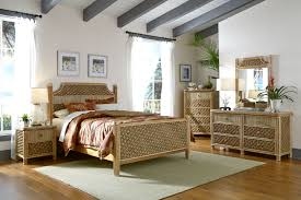 natural wicker bedroom furniture beautiful wicker bedroom