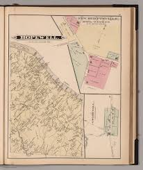 Media Pa Map Hopewell Township Beaver County Pa David Rumsey Historical