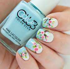 54 spring nails design and colors for 2017 nail designs spring