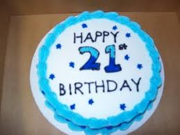 21st birthday cake for boys a birthday cake