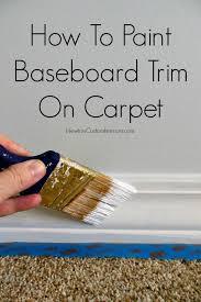 paint wood trim tutorial orc week 2 wood trim video tutorials