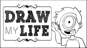 Draw This Again Meme Fail - draw my life the story of newscapepro youtube