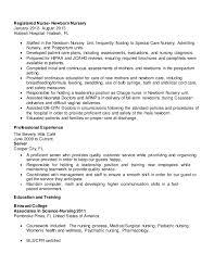 Medical Surgical Nursing Resume Sample by Sample Director Of Nursing Resume Httpjobresumesamplecom61 Resume