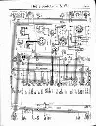 studebaker wiring diagrams for cars v8 lark hawk wiring diagram