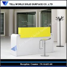 Small Reception Desk Ideas by Home Office Simple Small Modern Reception Desks Modern New 2017