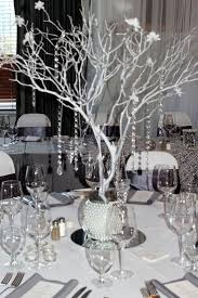 bling home decor black and silver party ideas white dress code all theme le