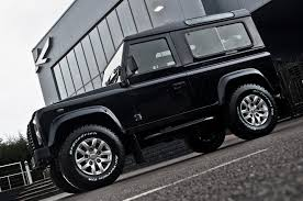 kahn land rover defender new style 18 u201d alloy wheel programmes for land rover defenders