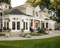 the most perfect beautiful american dream house home