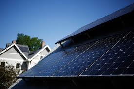 why is it to solar panels rooftop solar dims pressure from utility lobbyists the new