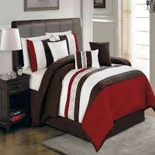 Red And Black Comforter Sets Full Awesome Black And Red Bedroom Sets Pictures Trends Home 2017