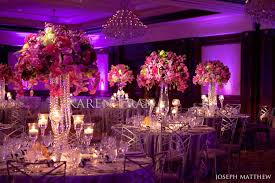 Purple And Silver Wedding Purple And Fuschia Wedding Decorations Tbrb Info