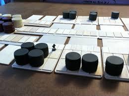 the warpig diy starship interiors ground station custom tiles