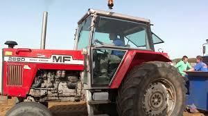 massey ferguson 2680 tractorpulling youtube