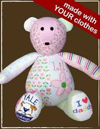 teddy clothes make a teddy out of your baby s clothes or blanket or