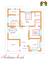 2 1100 square foot house plans kerala sq ft house plans kerala