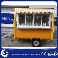 remorque cuisine rapide alimentaire mobile cuisine remorque vélo panier alimentaire