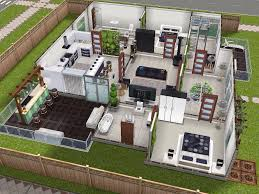Sims Freeplay House Floor Plans House 5 Ground Level Back View Sims Simsfreeplay