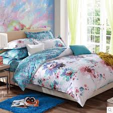Queen Shabby Chic Bedding by White Shabby Chic Floral Textured Queen Size Kids U0027 Bedding Sets