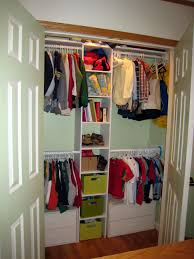 interior baby closet organizers mixed with glossy varnished