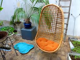 bedroom extraordinary outdoor person garden hanging chair brown