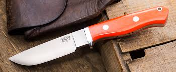 Bark River Kitchen Knives Buy Bark River Knives Gameskeeper Ships Free