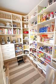 Ideas For Organizing Kitchen Pantry - 47 cool kitchen pantry design ideas shelterness
