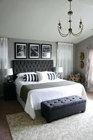 chambre parentale grise quelle daccoration pour la chambre a coucher moderne bedrooms