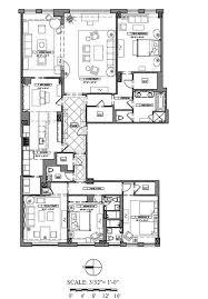 Apartment Design Plans 97 Best Penthouse Images On Pinterest Apartment Floor Plans